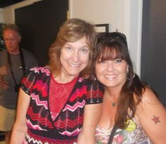 Met Karen Knotts, Don Knotts daughter... =)