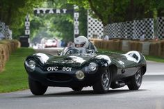 At the 2012 Goodwood Festival of Speed, just incredible!