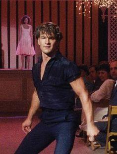 Dirty Dancing-Patrick Swayze <3