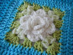 Apple Blossom Dreams: White Tilda Rose