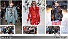Must Have Items, Women's Market F/W 2014/15, biker jacket