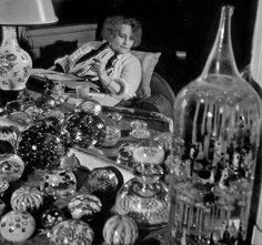 Colette  1950 photo DOISNEAU -