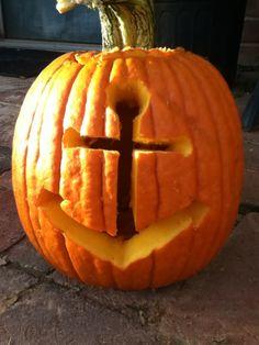 Pumpkin carving idea!