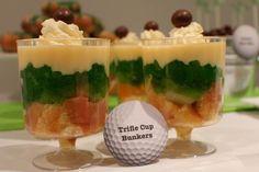 Adult Dessert Tables @USHoleInOne