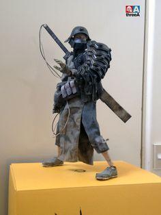 TK Shogun fully armored