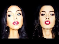 "★★★★Who's excited for an new makeup tutorial?! And what look should I do next? Here's a Megan Fox makeup look and you could use any lip color with with this smoke eye too! SUBSCRIBE TO ME HERE: http://bit.ly/1iYlB3F    CLICK HERE TO WATCH MY LAST VIDEO: https://www.youtube.com/watch?v=RxDPCSJ1QFY  FOLLOW ME ERRYWHERE: F A C E B O O K things - Kandee Johnson: http://www.facebook.com/kandeejohnson  I N S T A G R A M for awesome ""outfie's"" and ""armies"" I ..."
