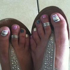 nail designs, pedicur 101, pedicur idea, creativ pedicur, nail art