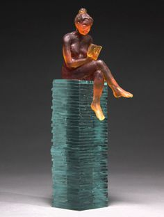The Glass Prize 2014 - France Grice,  The Reader
