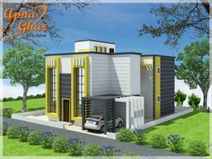 Designing what's make the House Beautiful and Classy. If You have a Duplex House Than You Need a Professionals for it. #ApnaGhar  Please have a look on this!!! Beautiful and spacious 3 Bedrooms Duplex House Design in 270m2 (15m X 18m).  View the Floor Plan here: http://www.apnaghar.co.in/house-design-378.aspx  Call Toll-Free No.- 1800-102-9440 Email: support@apnaghar.co.in