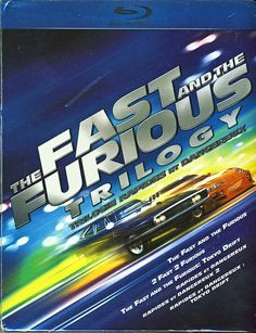 Win The Fast and the Furious Trilogy on Blu-ray