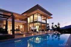 Cape Town, SAOTA Architects: Montrose Mansion