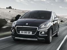 carro novo: Peugeot 3008 2014