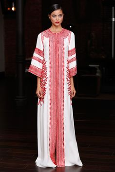 kaftan! >> RESORT 2014 Naeem Khan