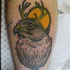 Tattoo by Drew Shallis @drewshallis_str