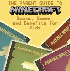 Know a #Minecraft fan? Our #LearningToolkit blog shares details on the game, the books, and the benefits. Click for more.
