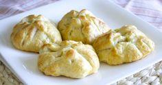 Apple Dumplings...using puff pastry
