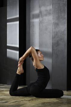 Yoga | Pigeon pose