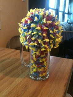 Candy Bouquet Made Jolly Ranchers Ready to Ship  on Etsy, $35.00