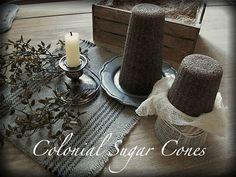 Colonial Sugar Cones