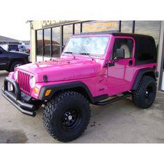 Real life Barbie jeep!!!!