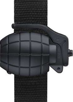 The Grenade Wristwatch #watches trendhunter.com