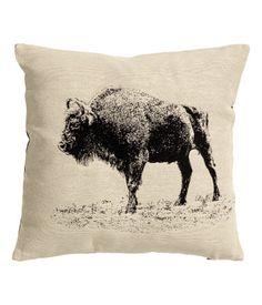 H&M Jacquard-weave Cushion Cover $17.95