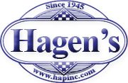 Hagen's, Since 1945 - www.HagensAutoParts.com