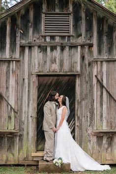 Heartfelt Roots-Inspired Wedding