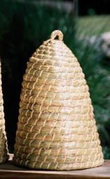Bee Skep- who wouldn't want one?
