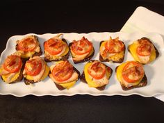 Derby Day Hot Brown Appetizers