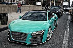 Audi R8<3