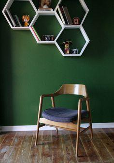Danish Modern Gunlocke Co Chair