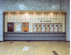 Bahnhof Berlin-Alexanderplatz II, photo: Matthias Hoch, 1988