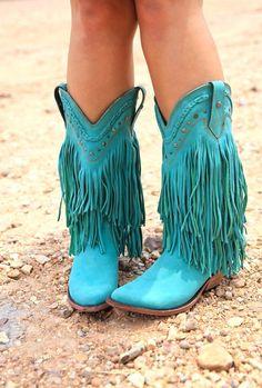 fashion, red, fringe turquoise boots, junk gypsi, aqua, shoe, fringes, rambler bootturquois, ruffles