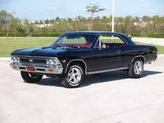 66 Chevelle SS.
