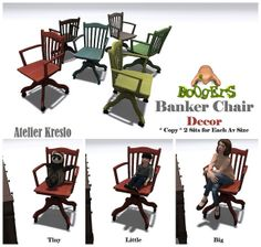 Atelier Kreslo banker chair ad | Flickr - Photo Sharing!