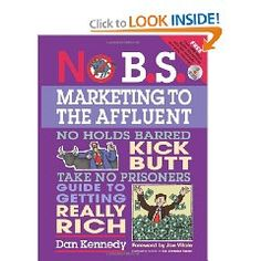 This book teaches you how to position your services to attract clients for whom price is NOT a determining factor in their purchasing.