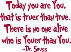 Mrs. Jackson's Class Website Blog: Dr. Seuss - Quotes