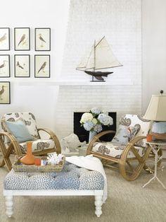 Delicately Nautical