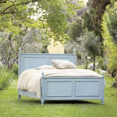 Louis XVI Panel bed - comes in 6 diff colors $1300