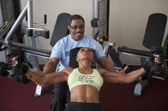 Ernestine Shepherd, in shape at age 74, story by Deneen Brown, photos by Marvin Joseph for The Washington Post