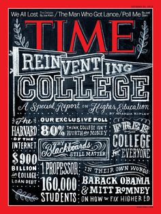 Reinventing College | Oct. 29, 2012 | Read the cover story here: http://ti.me/Xu4hJL