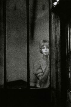 Jeanloup Sieff - Ina, Paris, 1959. S)