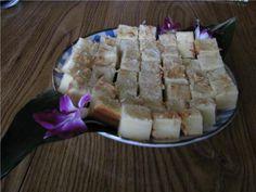 Bibingka (Sweet Rice Flour)