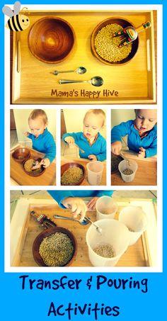 Toddler in the Kitchen - httpmamashappyhive.com