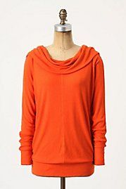 sweater, fashion, orang, style, color, anthropologie, closet, wear, shawlcollar boatneck
