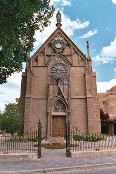 Lorretto Chapel Sante Fe, NM
