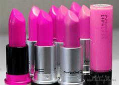 pink MAC #lipstick #makeup