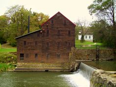 Old Grist Mill, Muscatine, Iowa