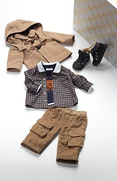 baby boys' clothes, by Gucci